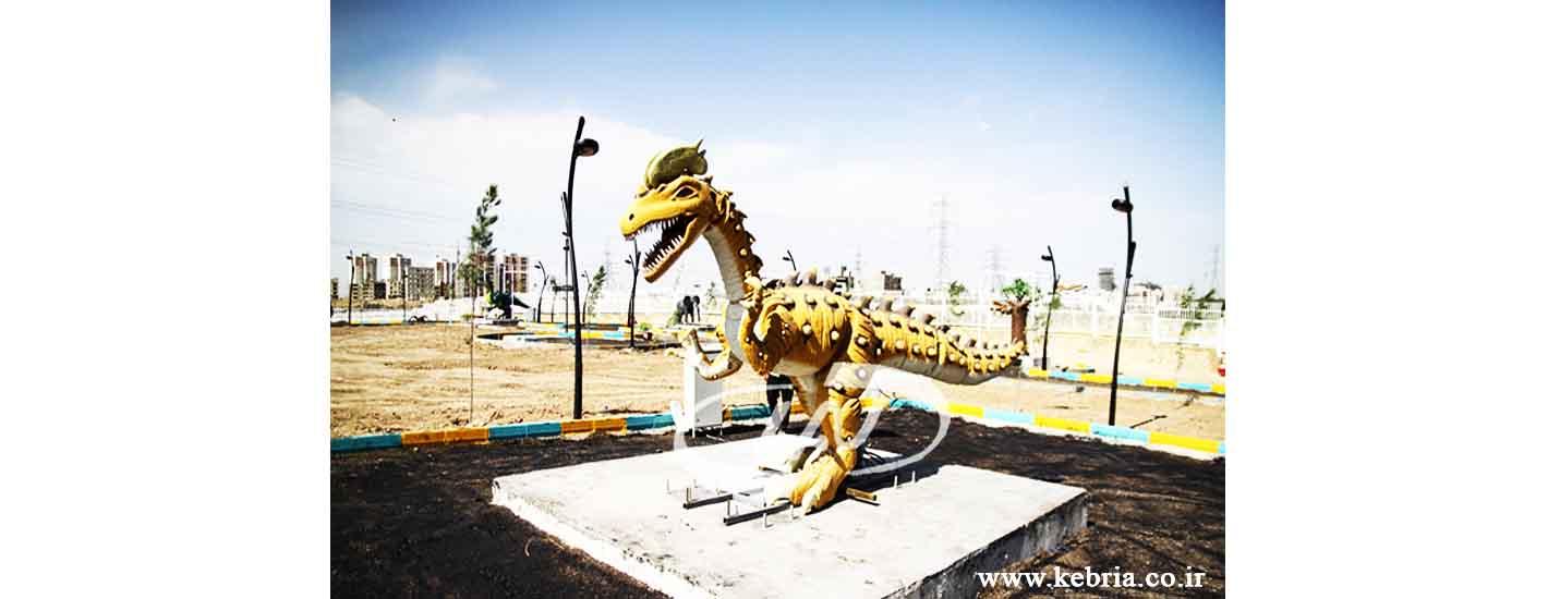 دایناسور انیماترونیک